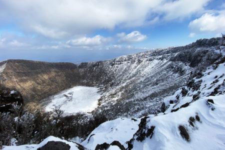 冬の霧島韓国岳 ~樹氷の散歩道を歩く~