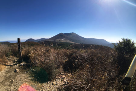 白鳥山登山 霧島えびの高原池巡り